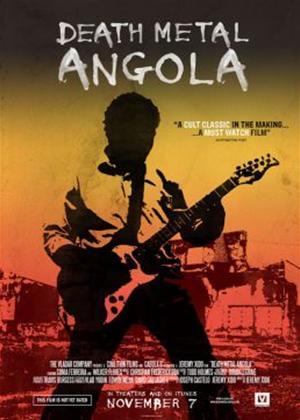 Rent Death Metal Angola Online DVD Rental