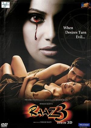 Rent Raaz 3: The Third Dimension Online DVD Rental