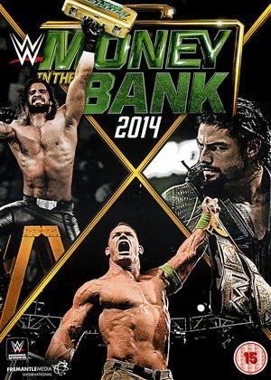 Rent WWE: Money in the Bank Online DVD Rental