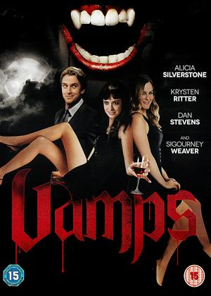 Rent Vamps Online DVD Rental