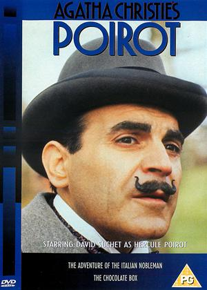 Rent Agatha Christie's Poirot: The Adventure of the Italian Nobleman / The Chocolate Box Online DVD Rental