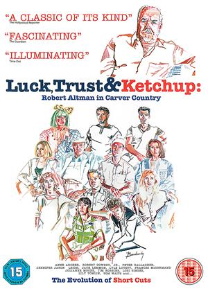 Rent Luck, Trust and Ketchup: Robert Altman in Carver Country Online DVD Rental