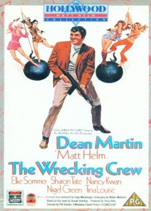 Rent The Wrecking Crew Online DVD Rental