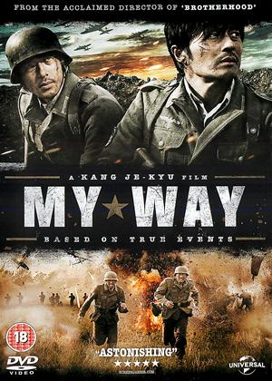 My Way Online DVD Rental