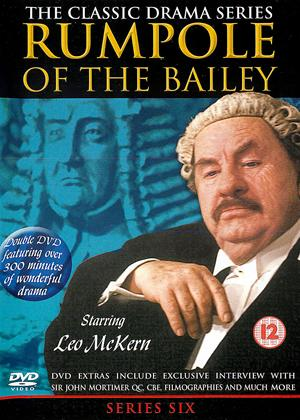 Rent Rumpole of the Bailey: Series 6 Online DVD Rental