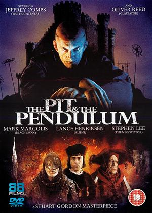 Rent The Pit and the Pendulum Online DVD & Blu-ray Rental