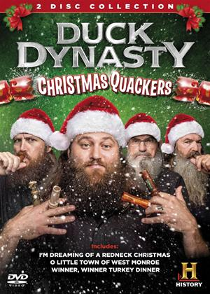 Rent Duck Dynasty: Christmas Quackers Online DVD Rental