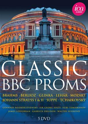 Rent Classic BBC Proms Online DVD Rental