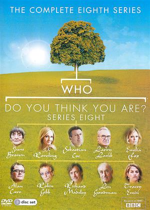 Rent Who Do You Think You Are?: Series 8 Online DVD Rental