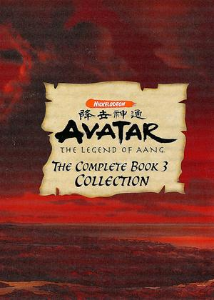 Rent Avatar: The Last Airbender: Book 3 Online DVD Rental