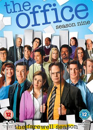 Rent The Office: An American Workplace: Series 9 Online DVD Rental