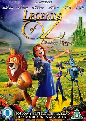 Rent Legends of Oz: Dorothy's Return Online DVD Rental
