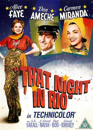 Rent That Night in Rio Online DVD & Blu-ray Rental