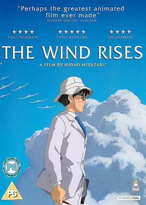 Rent The Wind Rises (aka Kaze Tachinu) Online DVD Rental