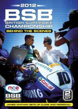 Rent British Superbike: Championship Season Review: 2012 Online DVD Rental