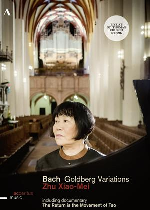 Rent Bach: Goldberg Variations: Zhu Xiao-Mei Online DVD Rental