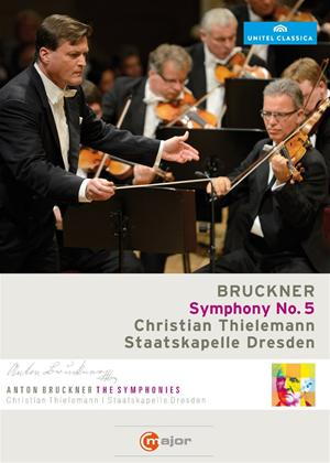 Rent Bruckner: Symphony No. 5 in B Flat Major (Thielemann) Online DVD Rental