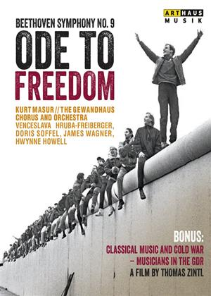 Rent Beethoven: Symphony No. 9: Ode to Freedom (Masur) Online DVD Rental