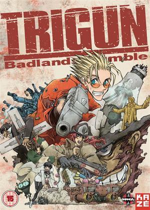 Rent Trigun: Badlands Rumble Online DVD Rental