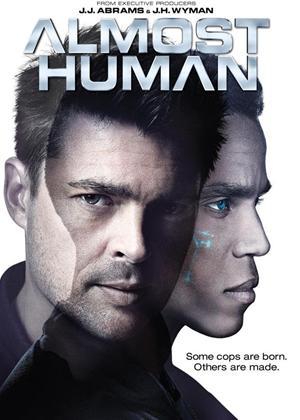 Rent Almost Human: Series 1 Online DVD Rental