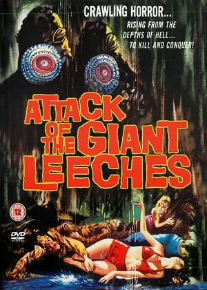 Rent Attack of the Giant Leeches Online DVD & Blu-ray Rental