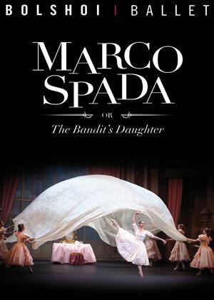 Rent Marco Spada: Bolshoi Online DVD Rental