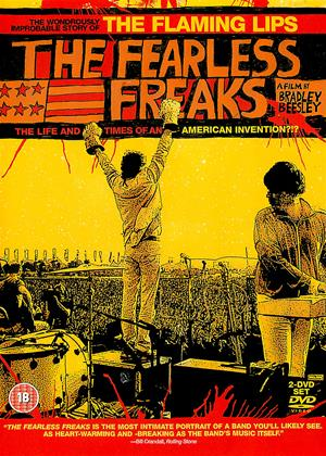 Rent The Flaming Lips: The Fearless Freaks Online DVD Rental