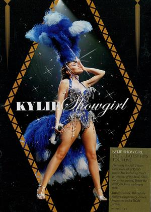 Rent Kylie-Showgirl: The Greatest Hits Tour Online DVD Rental
