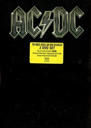 Rent AC/DC: Family Jewels Online DVD Rental