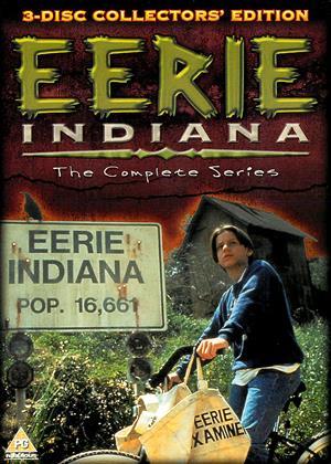 Rent Eerie Indiana: Complete Series Online DVD Rental