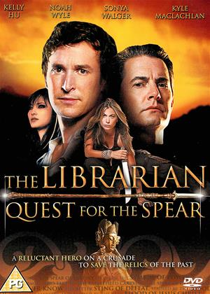 Rent The Librarian: Quest for the Spear Online DVD & Blu-ray Rental