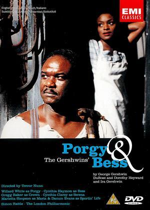Rent Gershwin: Porgy and Bess Online DVD Rental