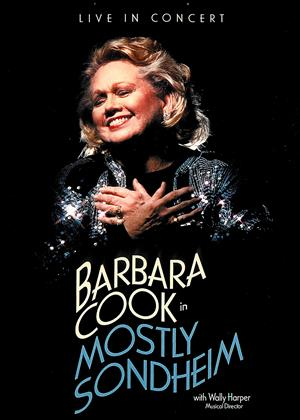 Rent Barbara Cook in Mostly Sondheim Online DVD Rental