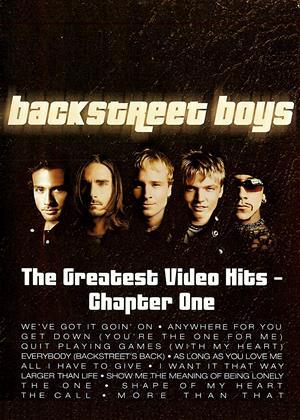 Rent Backstreet Boys: Greatest Hits: Part 1 Online DVD Rental