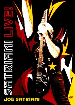 Rent Joe Satriani: Satriani Live Online DVD Rental