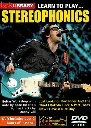 Rent Stereophonics: Learn to Play the Stereophonics Online DVD Rental
