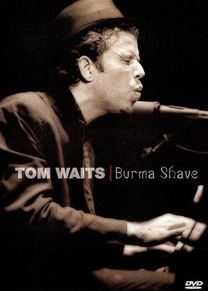 Rent Tom Waits: Burma Shave Online DVD Rental