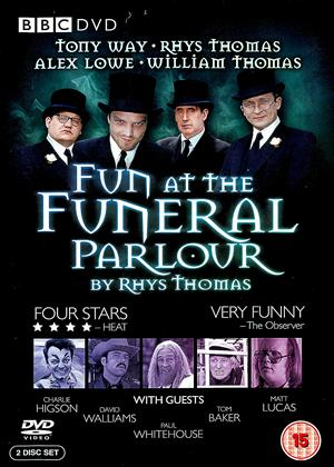 Rent Fun at the Funeral Parlour Series Online DVD Rental