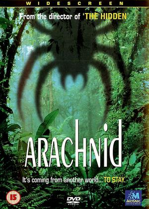 Rent Arachnid Online DVD Rental