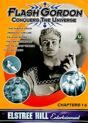 Rent Flash Gordon Conquers the Universe: Chapters 1 to 6 Online DVD & Blu-ray Rental