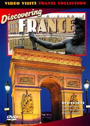 Rent Discovering France Online DVD Rental
