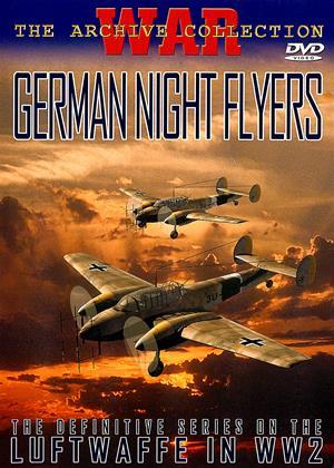 Rent War Files: German Night Flyers of World War II Online DVD Rental