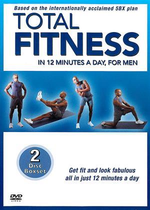 Rent Total Fitness for Men Online DVD Rental