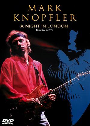 Rent Mark Knopfler: Night in London Online DVD Rental