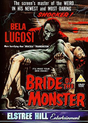 Bride of the Monster Online DVD Rental