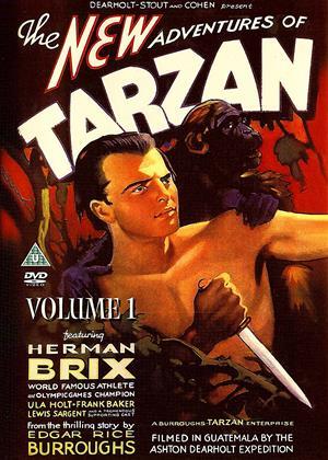 Rent The New Adventures of Tarzan: Vol.1 Online DVD Rental