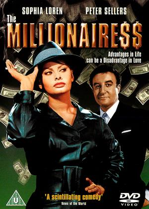 Rent The Millionairess Online DVD Rental