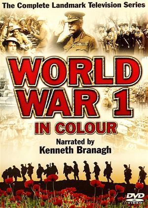 Rent World War 1 in Colour Online DVD Rental