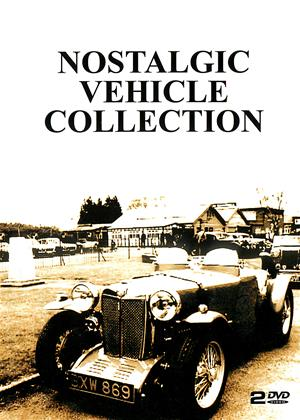 Rent Nostalgic Vehicle Collection Online DVD & Blu-ray Rental