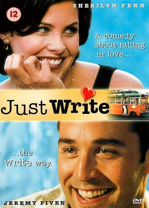 Rent Just Write Online DVD & Blu-ray Rental